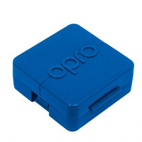 Antimicrobial Mouthguard Case-Blue