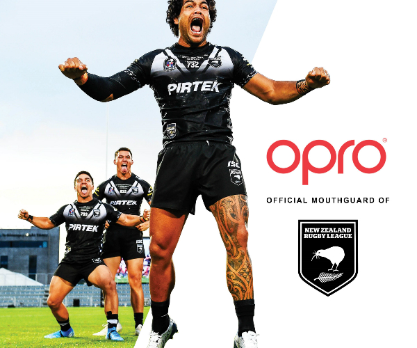 OPRO Supporting Grassroots Rugby League in New Zealand