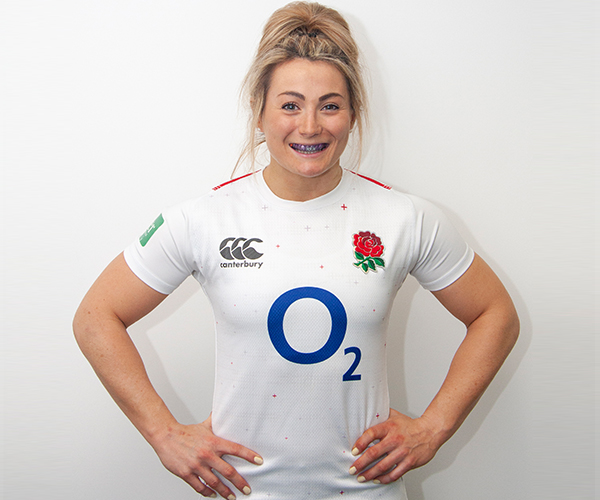 OPRO sign England star as rugby brand ambassador