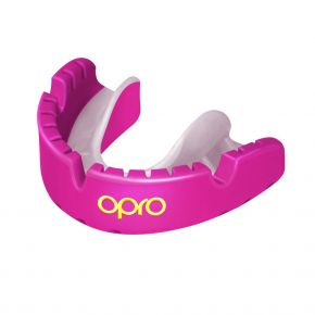 Gold Mouthguard for Braces