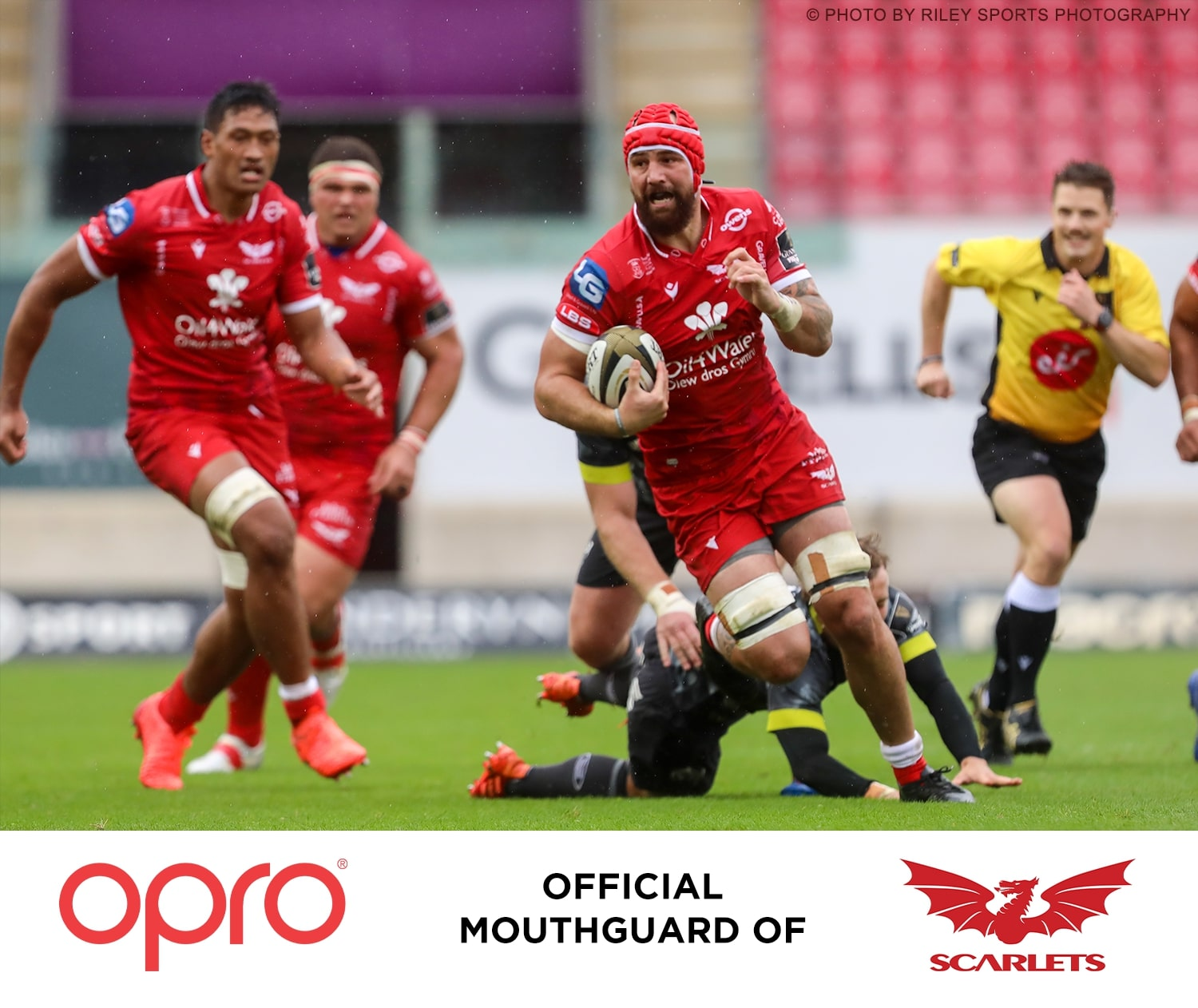 Scarlets Announce Three-year Partnership with OPRO Mouthguards