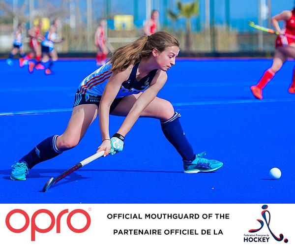 OPRO and the French Hockey Federation Partner Up