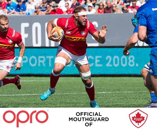 OPRO andRugby Canada Team Up Ahead of the Rugby World Cup