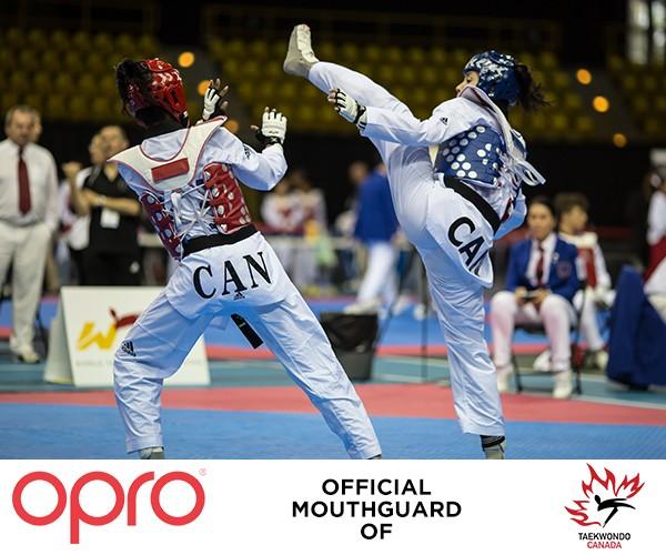 OPRO and Taekwondo Canada Partner Up Ahead of the World Championships