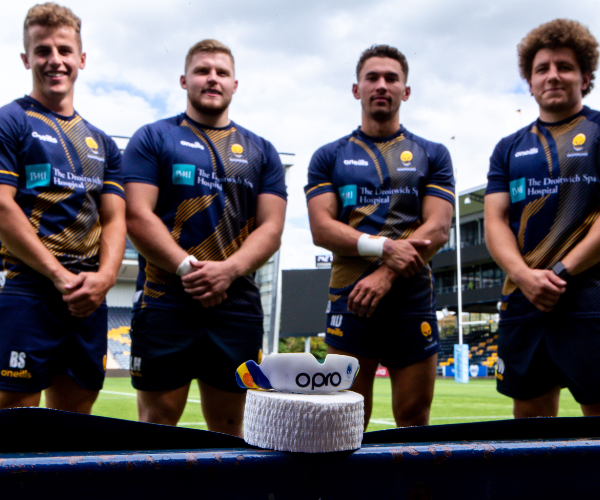 OPRO and Worchester Warriors Renew Partnership