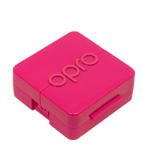Antimicrobial Mouthguard Case-Pink