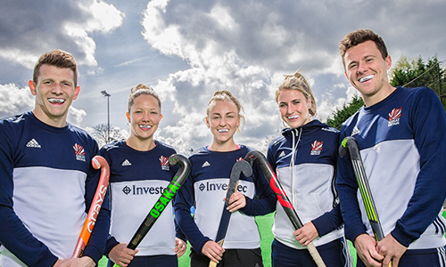 Opro & England GB Hockey Annouce Partnership Extension