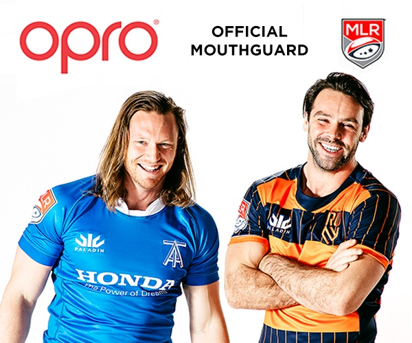 OPRO Team Up with Major League Rugby