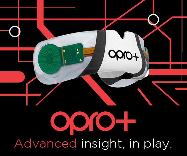 OPRO and Sports & Wellbeing Analytics launch micro-chipped mouthguards