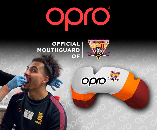GIANTS NAME OPRO OFFICIAL MOUTHGUARD FOR 2021