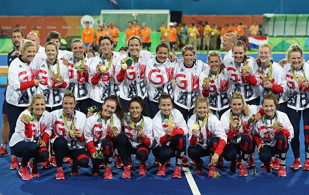 GB Hockey Winners in Rio 2016